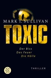 Toxic - Mark T Sullivan